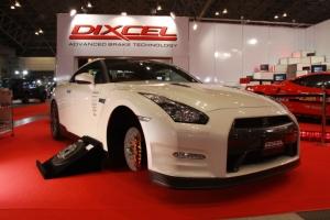 Dixcel Toyko Auto Salon 2012