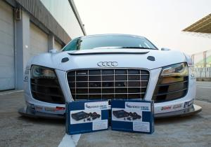 Video VBox R8 LMS Package by Grid Motorsport