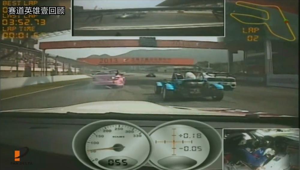 Video VBox In-car