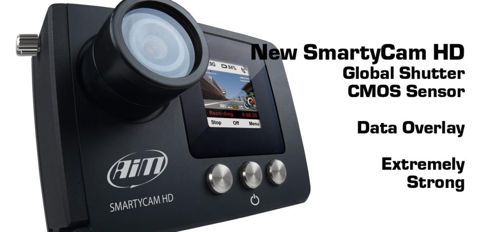 SmartyCam HD Slider