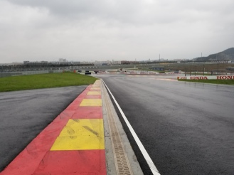 Outside Kerb Between T19-T20