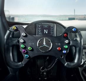 MB_GT4 Steering Wheel