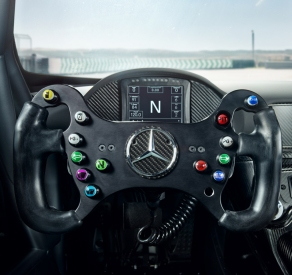 MB_GT4 Steering Wheel