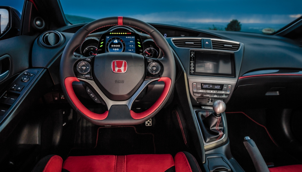 Honda Civic Type R FK2 Beta Version CAN Bus for AIM MXS Dash