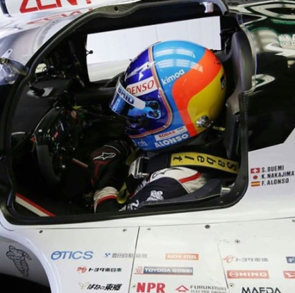 Sabelt Toyota LMP1